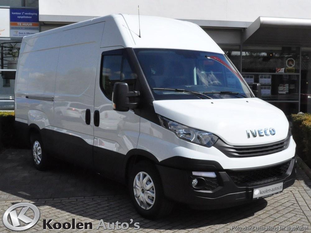 IVECO DAILY EURO 6 HI-MATIC BESTELWAGEN 35S14A8V 136PK 3000MM Autosoft BV, Enschede