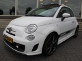 FIAT 500 ABARTH 1.4 T-JET 160 PK CABRIO AUT. MAT WIT Value Lease, Enschede