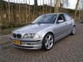 BMW 3-serie - 318I EXECUTIVE, NAVIGATIE, AIRCO, ELEC PAKKET, APK 03-2016