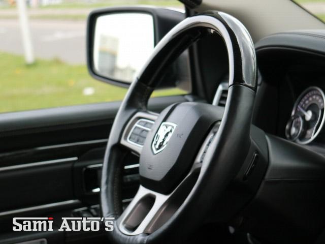 DODGE RAM PICKUP 5.7 V8 Hemi Limited Edition Luchtvering Black on Black 4X4 Sami Autos, 7602EA Almelo