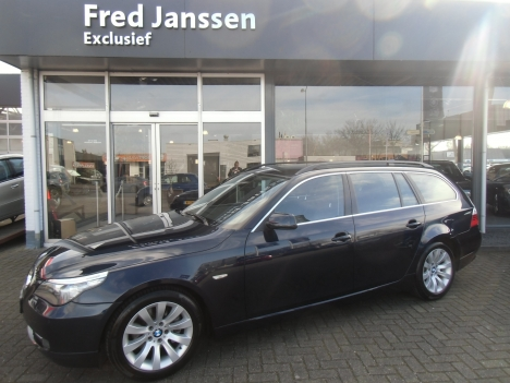 BMW 5-serie - 520d Touring Corporate Lease