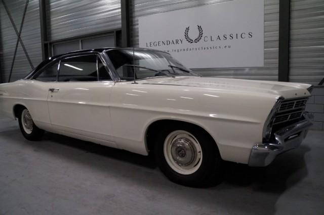 FORD GALAXY 500 fastback (1967) Legendary Classics, Etten-Leur
