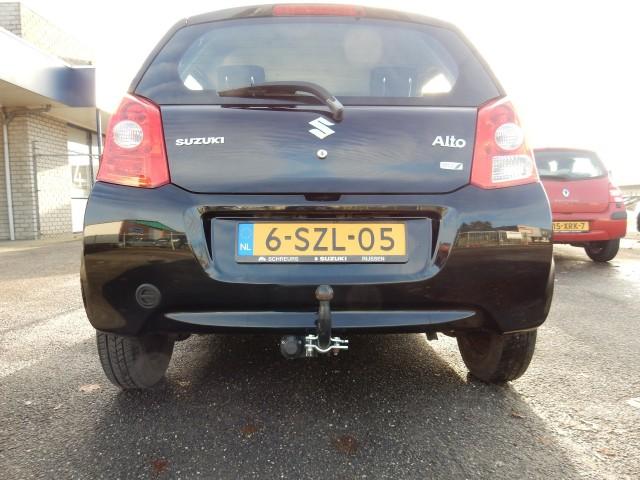 SUZUKI ALTO SUZUKI ALTO 55000 KM LPG G3 AUTOGAS van der Helm Autogasspecialisten, 7554 TD Hengelo