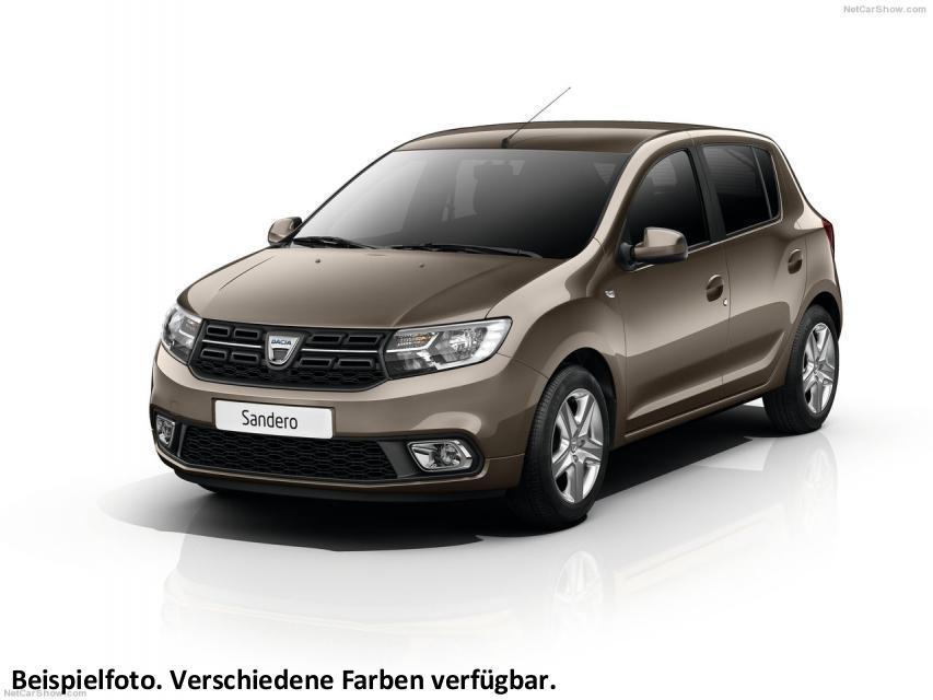DACIA SANDERO SCe 75 Laureate Navi Klima R.cam+P.sens Autosoft BV, Enschede
