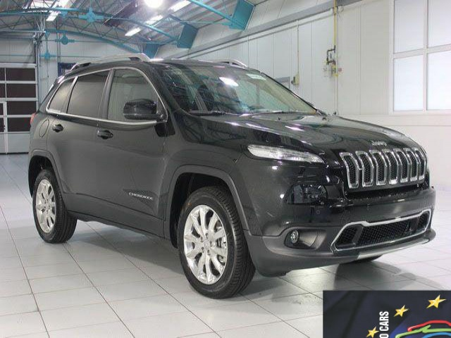JEEP CHEROKEE 2,0 MULTIJET 4WD LIMITED AUTOMATIK MJ 2015 Autosoft BV, Enschede