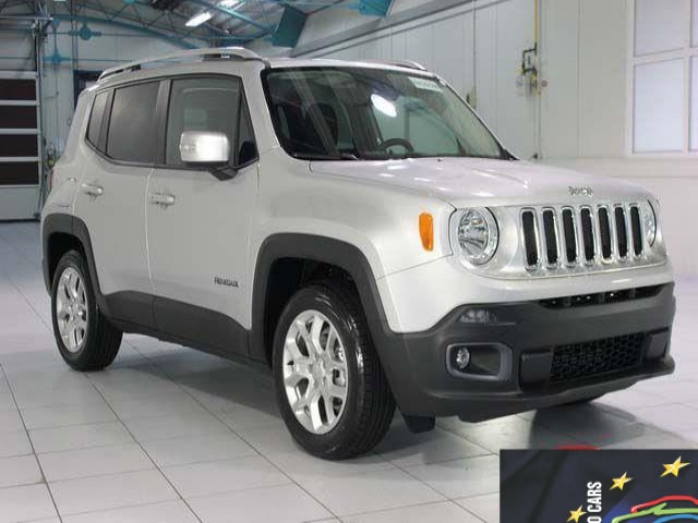 JEEP RENEGADE 1,6 MULTIJET 2WD LIMITED Autosoft BV, Enschede