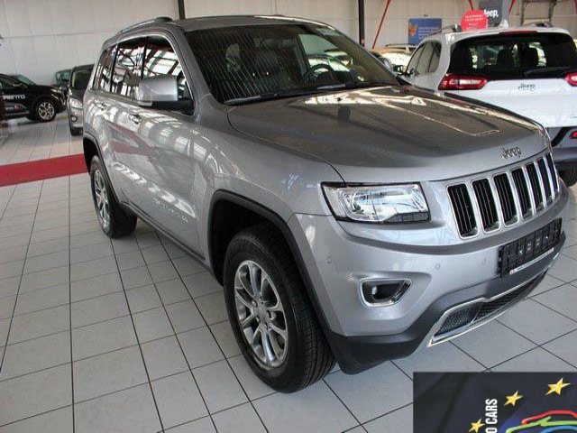 JEEP GRAND CHEROKEE 3,0 V6 MULTIJET LIMITED Autosoft BV, Enschede