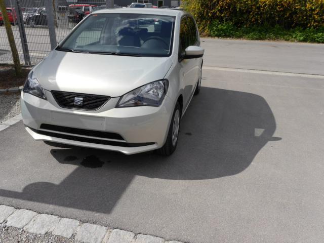 SEAT MII 1.0 STYLE * KLIMA CD 5-T Autosoft BV, Enschede
