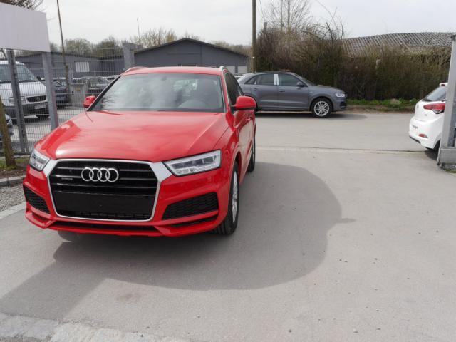 AUDI Q3 2.0 TFSI INTENSE+ * S-LINE QUATTRO S-TRONI... Auto Seubert GmbH, 94315 Straubing