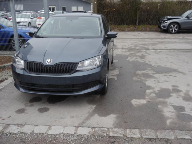 SKODA FABIA III 1.0 TSI ACTIVE PLUS * 5 JAHRE GARAN... Auto Seubert GmbH, 94315 Straubing