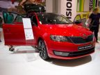 SKODA RAPID Spaceback Active 1,2TSi 63KW/86PS Sitzh... Autosoft BV, Enschede