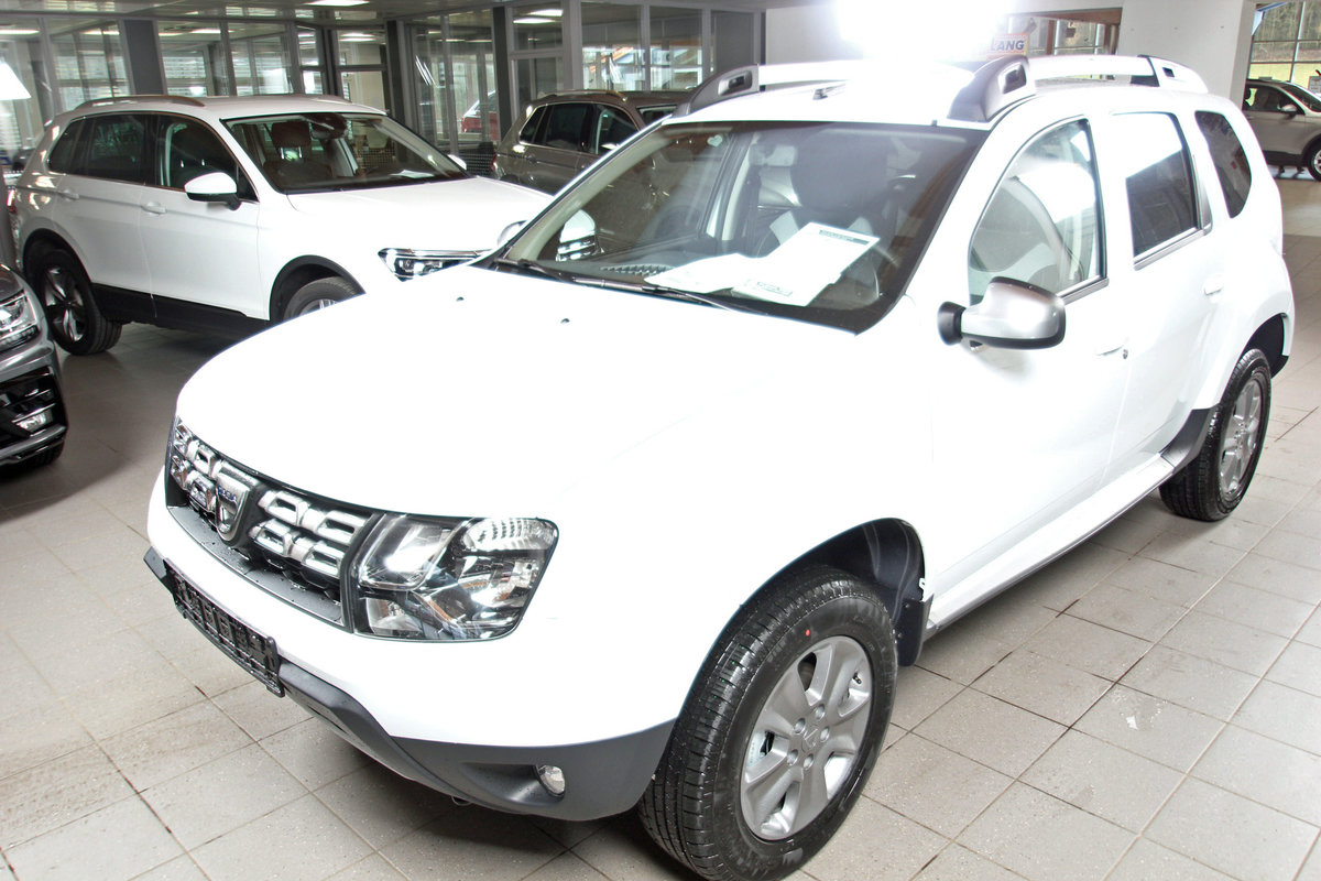 DACIA DUSTER 1.2 TCe 4x2 Laureate,Tempomat, Bluetooth, sofort Autosoft BV, Enschede