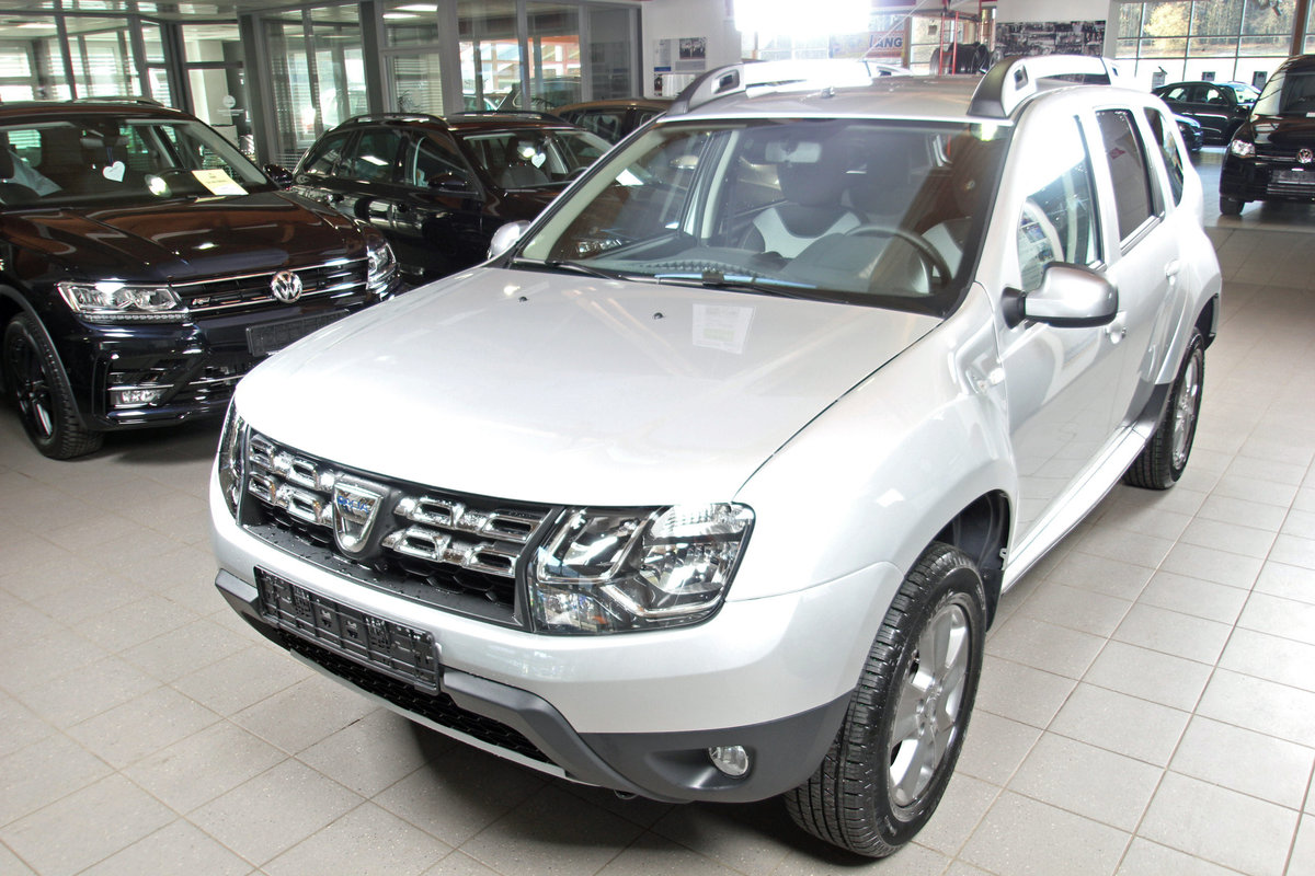 DACIA DUSTER 1.6 SCe 115 4x2 Laureate, Sitzheizung, Tempomat, Bluetooth, sofo Autosoft BV, Enschede