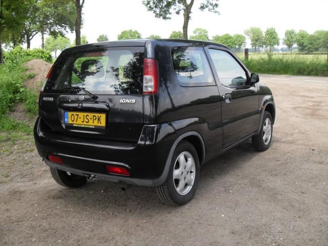 SUZUKI IGNIS 1.3-16V GS , 3Drs T van Venrooy auto's, 5373 AG Herpen