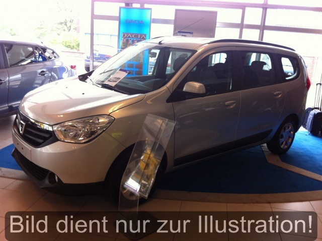 DACIA LODGY 7-Sitzer SCe100 S&S Klima RCD BT Reling NSW Autosoft BV, Enschede