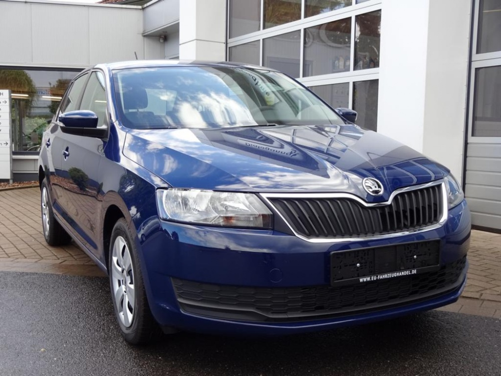 SKODA RAPID Spaceback 1,0 TSI Active 81KW 2018 Climatic Autosoft BV, Enschede