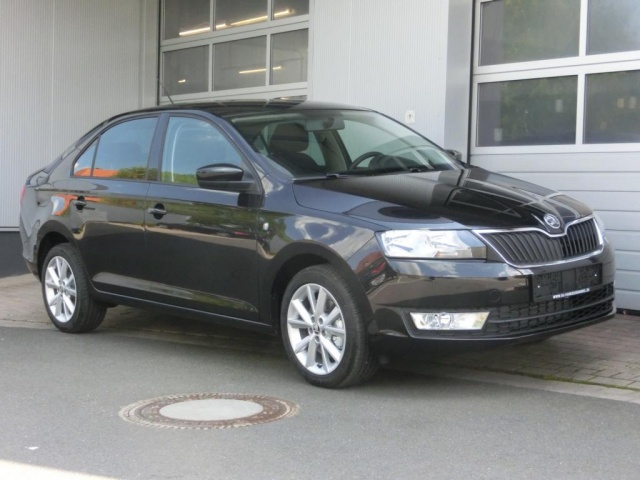 SKODA RAPID 1,0 TSI Ambition 81KW 2017 Euro 6 S/S Autosoft BV, Enschede