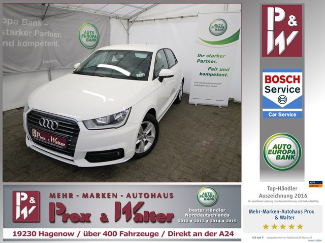 AUDI A1 Sportback 1.0 TFSI CLIMATRONIC*SITZHEIZUNG Autosoft BV, Enschede