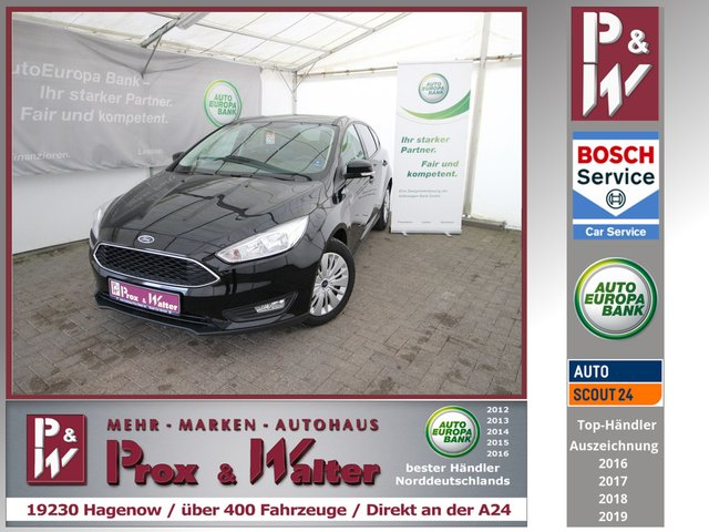 FORD FOCUS EcoBoost Business EU6 NAVI*WINTER-PAKET Autosoft BV, Enschede