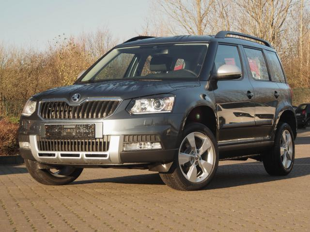 SKODA YETI Outdoor Ambition 1.2 TSI 81kW (110PS) 6-... Autosoft BV, Enschede
