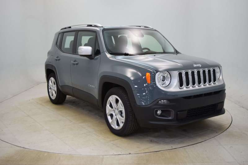JEEP RENEGADE 1.6 I MultiJet S S 120 ch BVR6 Limited Autosoft BV, Enschede