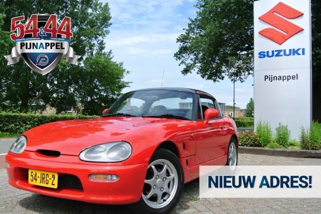 SUZUKI CAPPUCCINO 0.6 Turbo Targa/Cabrio Pijnappel Automobielen, APELDOORN