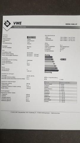 FORD FIESTA 1.25 LIMITED Autobedrijf van Gurp, 8131 VZ Wijhe