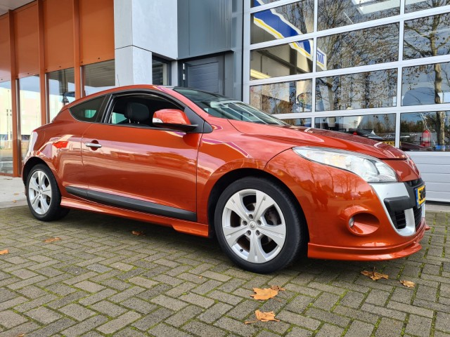 Renault Megane - 1.6 SÉLECTION BUSINESS SPORT
