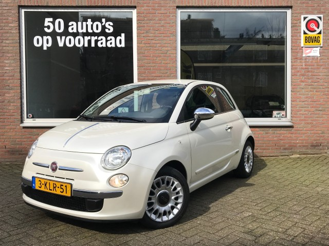 Fiat 500 - 0.9 Twinair Airco Automaat