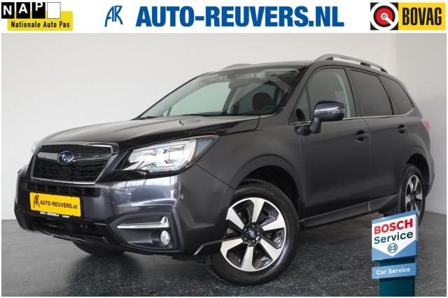 SUBARU FORESTER  2.0 Luxury / Automaat / AWD / Opendak / Trekhaak / Camera, Auto Reuvers, Losser