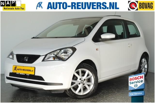 SEAT MII 1.0 Style 44kw Chic / Airco / Leder / Cruise Control, Auto Reuvers, Losser