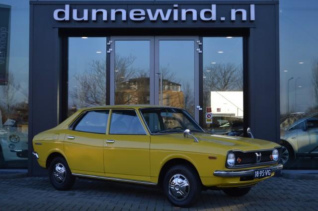 SUBARU OVERIGE Leone 1400 DL Origineel Nederlands , Autobedrijf Dunnewind, Ommen