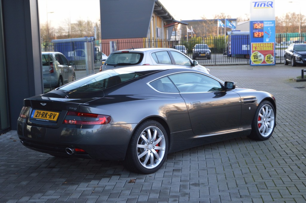 Aston martin db9 db9 5 9 v12 touchtronic nl auto for Dunnewind ommen