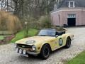 TRIUMPH TR6 2.5 Overdrive Roadster GETUNED RALLY OBJECT Autobedrijf Jan de Croon b.v., TWELLO
