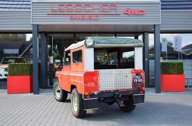 NISSAN PATROL 4.0 L60 SOFT TOP MARGE Lesscher 4WD, 7597 NE Saasveld