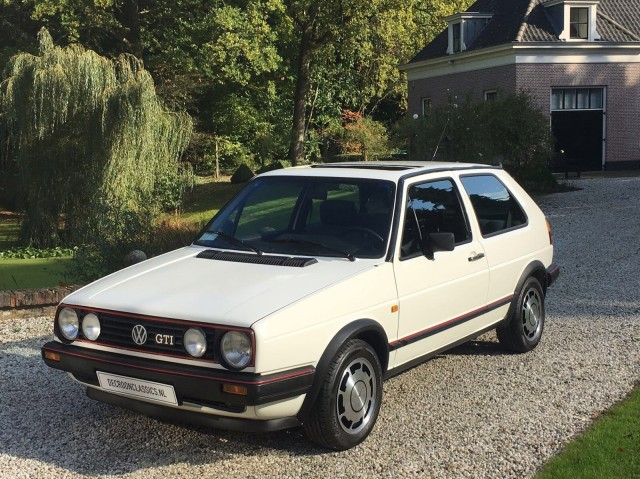 VOLKSWAGEN GOLF MK2 1.8 GTI 3drs #COOL De Croon Classics & More, 7391al TWELLO