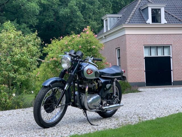 BSA A65 650 LIGHTNING 1962 #COLLECTORSITEM De Croon Classics & More, 7391al TWELLO