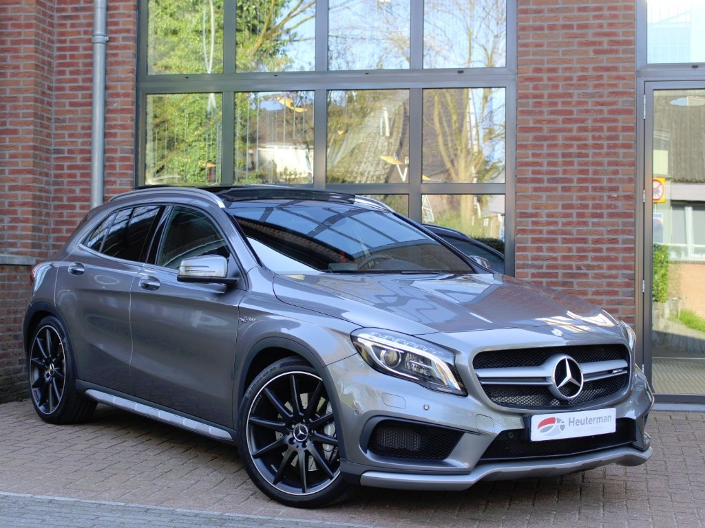 mercedes benz gla klasse gla 45 amg aut 4 matic edition 1. Black Bedroom Furniture Sets. Home Design Ideas