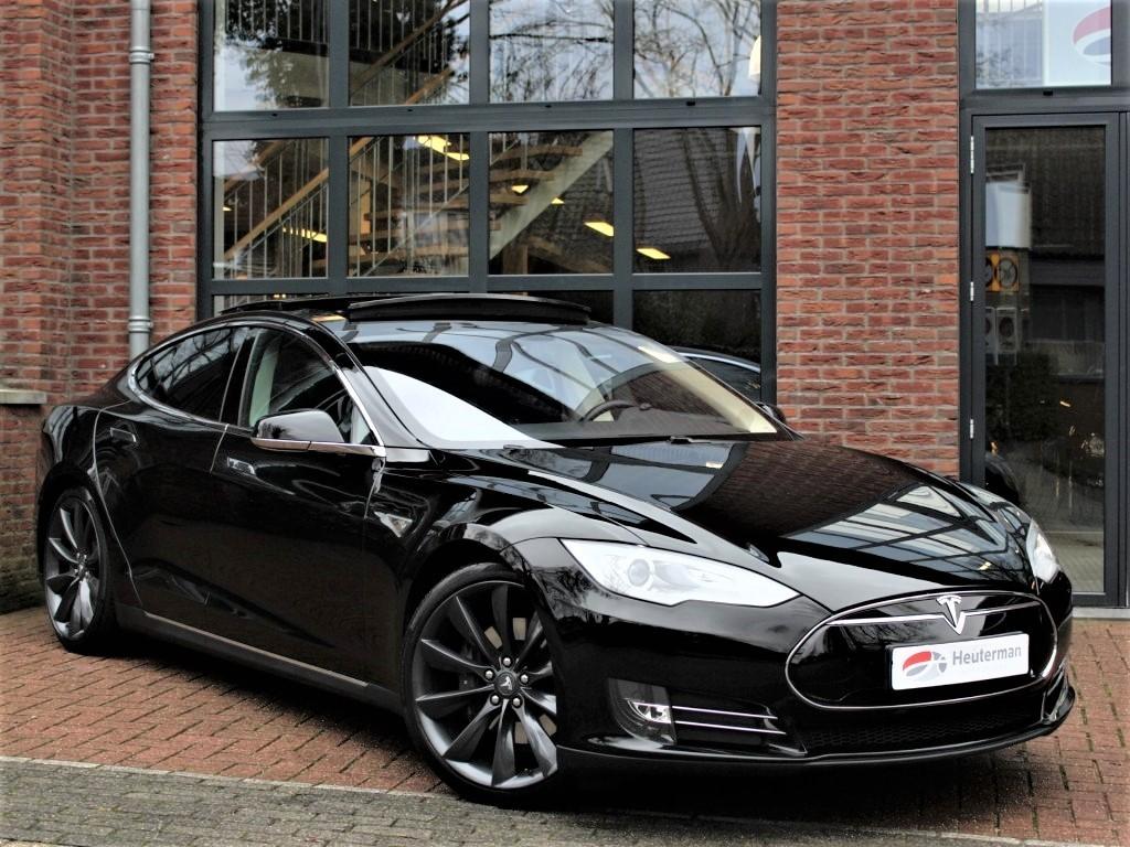 Tesla Model S S 85 422 Pk 0 Bijtelling Pano 7 Persoons