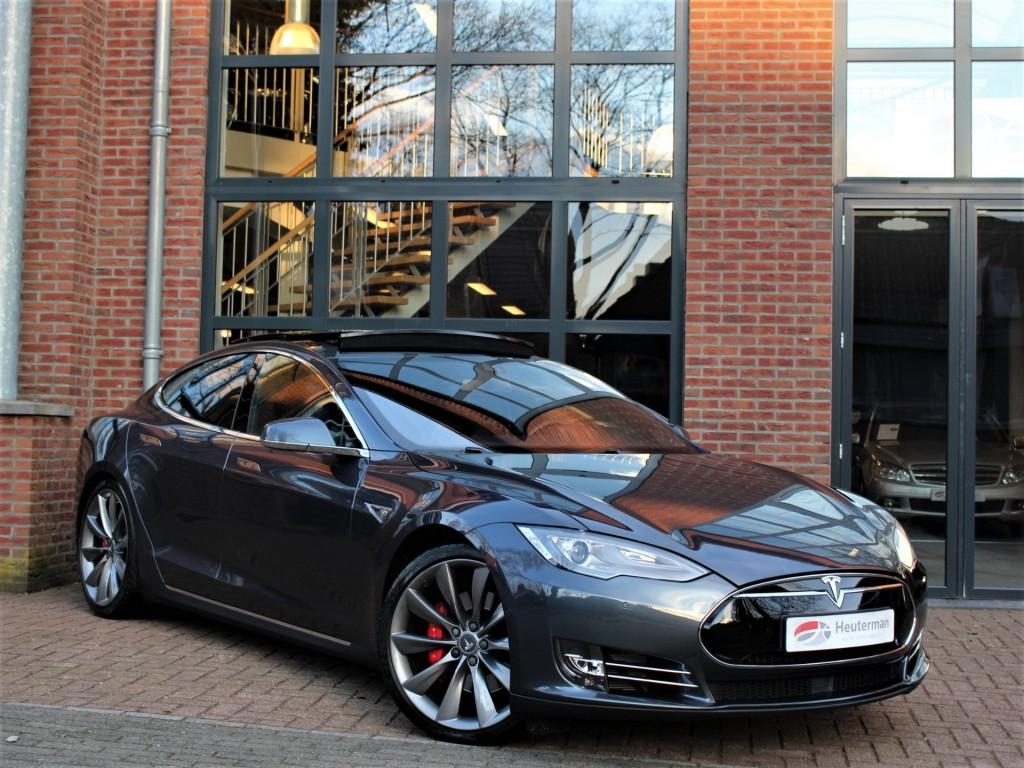 Tesla Model S P85d Performance 700pk 4wd Autopilot