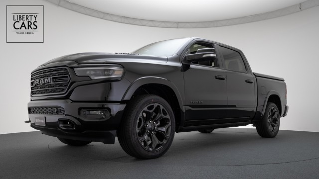 DODGE RAM PICKUP Crew Cab 1500 Limited Black Package MY2020 Liberty Cars BV, 6301 PM Valkenburg a/d Geul