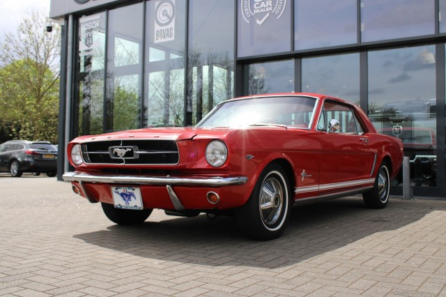 FORD MUSTANG Coupe 4.7 V8 Automaat  , Liberty Cars BV, Valkenburg a/d Geul