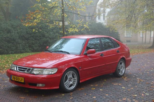 SAAB 9-3  2.0 T - W.H. Timmer Automobielen, MEPPEL