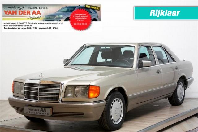 MERCEDES-BENZ SE 260 SE Automaat Old/Youngtimer !!Bovag bedrijf!! - Autobedrijf Van Der Aa, SCHIJNDEL