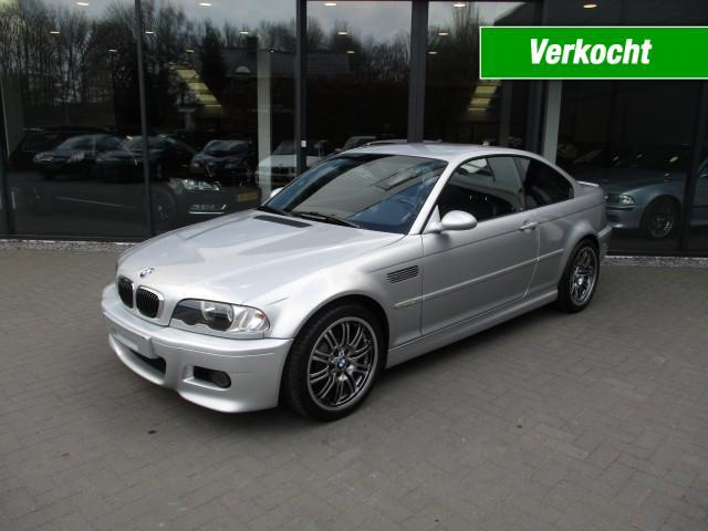 BMW M3 Coupe Handgeschakeld ,Originele NL Auto, Autobedrijf W. Verstappen, Uden