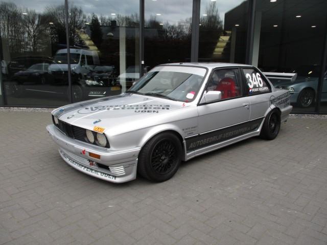 BMW 3-SERIE E30 325I Race , Autobedrijf W. Verstappen, Uden