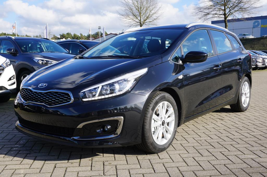 KIA CEED Cee'd Sportswagon 1.0 T-GDI 120PS Dream-Team Edition Navi Rückf. Autosoft BV, Enschede