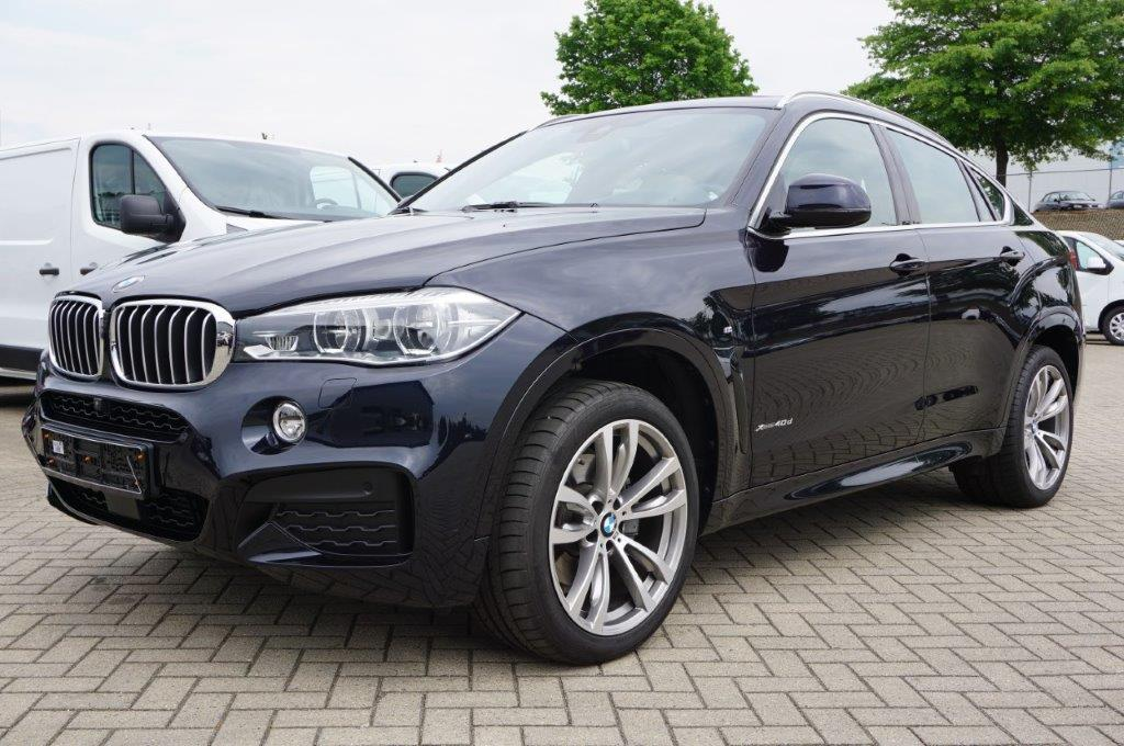 BMW X6 xDrive 40d Automatik M-Sport 20-LM Leder Harman Kardon el. GSD V Autosoft BV, Enschede