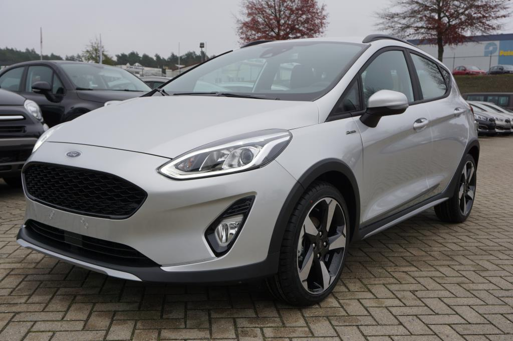 FORD FIESTA Active 1.0 100PS Automatik Colourline Winterpaket Radio SYNC 3 B Autosoft BV, Enschede
