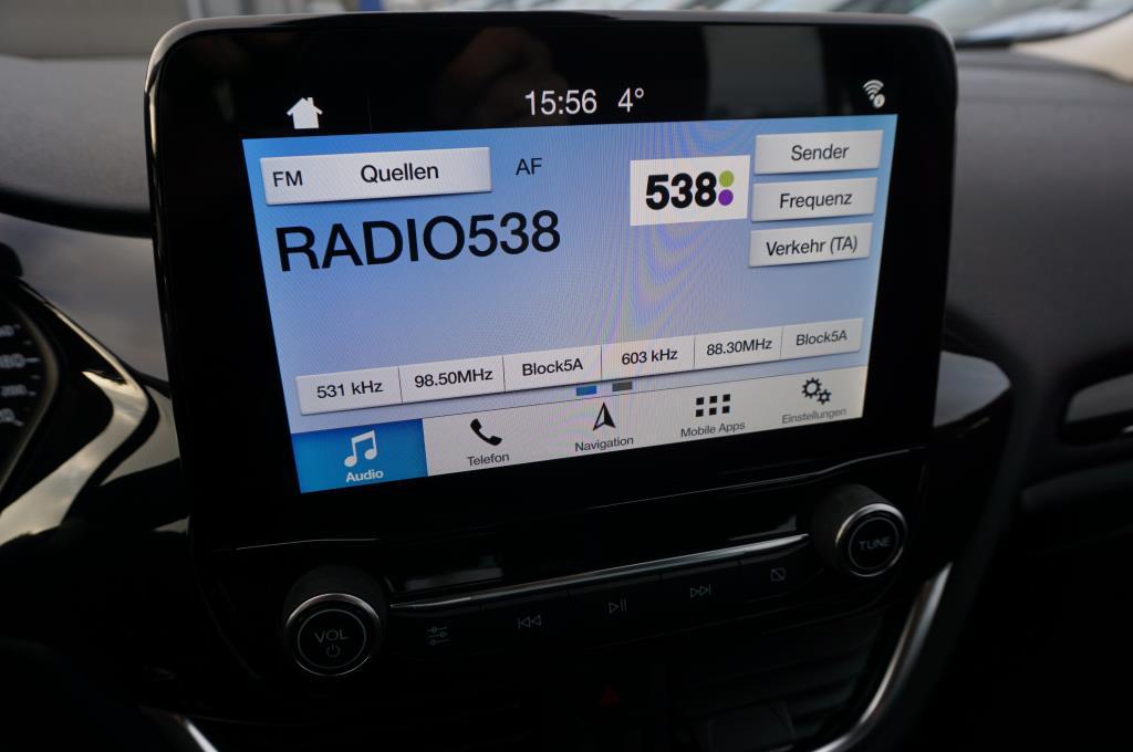 FORD FIESTA 1.1 85PS Trend 5-Türig Klima Navi DAB+ PDC Tempomat Bluetooth Viscaal Fahrzeuggrosshandel GmbH, D-49847 Itterbeck